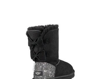 Meilani UGG Custom Crystal Boot