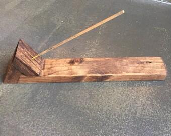 Pyramid Incense Burner (Provincial)