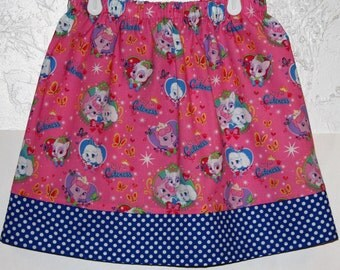 Royal Cuteness  Skirt    Size 2 to 8