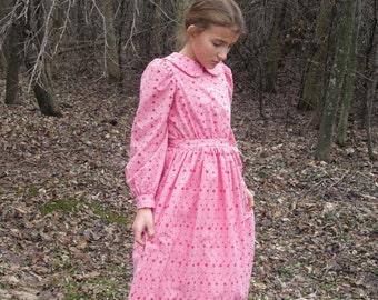 Pioneer dress - Etsy