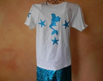 Mermaid Capri Set