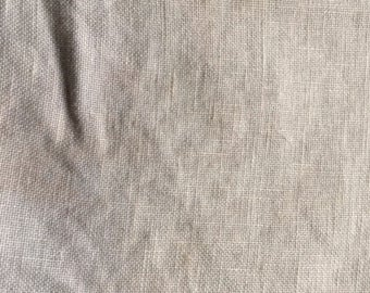 NIGHTINGALE hand-dyed 32 ct. count cross stitch fabric linen by Linens by Design Birds of a Feather BOAF