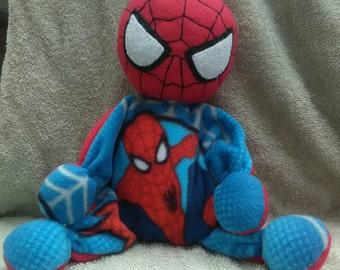 SPIDERMAN Snuggle Bumble