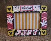 Disney Decorative Frame - Mickey Mouse