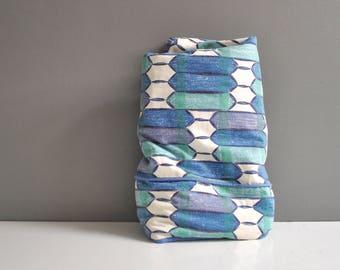 Mid-Century Twin Size Heavy Cotton Bedspread