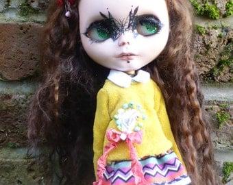 Blythe Aztec Outfit   (BD20816)