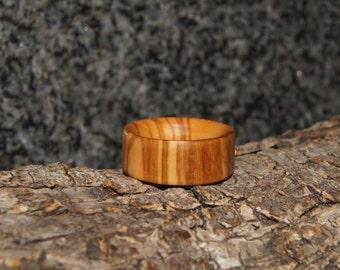 Size 5 - Olive Wood Ring