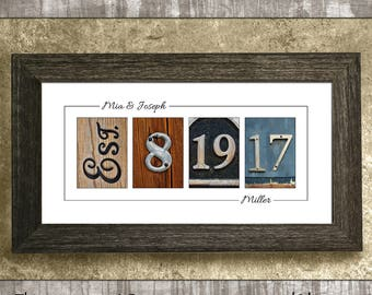 personalized wedding gift unique wedding gift wedding gift for couple wedding frame personalized