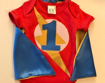 PHOTO SHOOT OUTFIT For Newborn Baby Infant or Tddlers  Superhero outfit that will last for years Special Occassion Gifts party favors