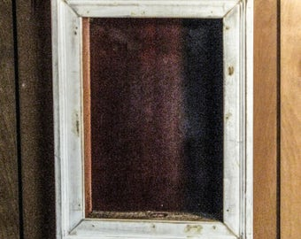 SHADOW BOX FRAME - Display Case, Picture Frame, Memory Box, Reclaimed Shadow Box, Wood Shadow Box