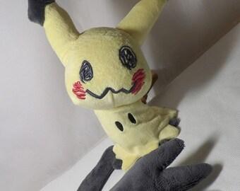 Mimikyu Custom Plush Pokemon by Usakochan