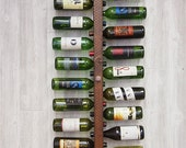 HOLIDAY SALE Vertical Wine Rack 24 Bottle High Capacity