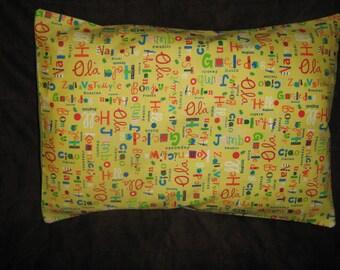 INTERNATIONAL GREETINGS  Travel/Accent/Lumbar pillow cover