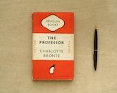 Penguin book The Professor by Charlotte Bronte