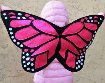 butterfly wings monarch butterfly costume felt butterfly wings monarch butterfly halloween costume