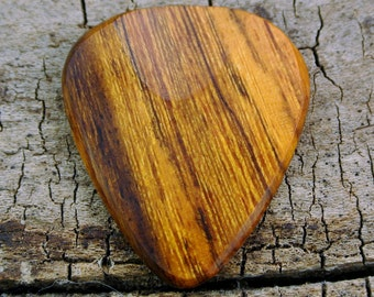 Desert Ironwood - Wooden Guitar Pick - Wood Guitar Pick - Wood Plectrum - Exotic Wood - Wood Gift
