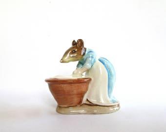 Beswick Anna Maria figurine Beatrix Potter made in England