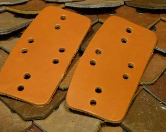 Orange Model 3 Overlay Seconds
