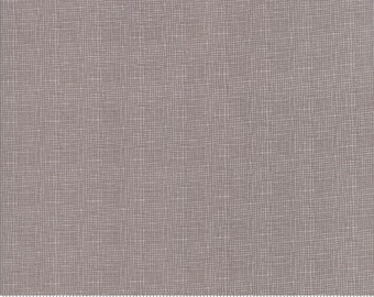 Solid Gray Woven Type Fabric - Lulu Lane by Corey Yoder from Moda - 1/2 Yard
