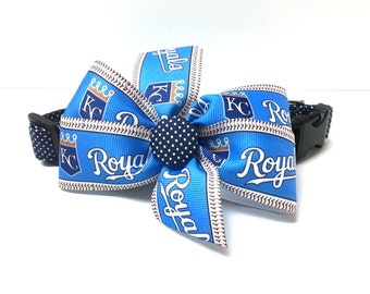 Dog Collar- The KC Royals