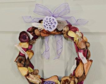 Butterfly Wreath Butterfly Door Wreath by JuliesHomeCreations