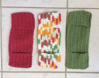 Swiffer / Wet Jet / Swiffer Pads / Wet Jet Pads / Swiffer Cover / Crochet Swiffer Cover / Wet Jet Cover / Crochet Wet Jet Cover / Set of 3
