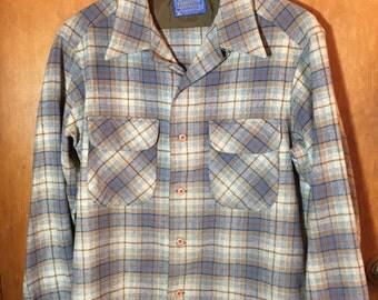 Vintage Pendleton Wool Shirt