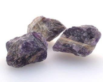 Chevron Amethyst, Natural