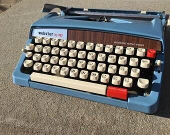 BROTHER WEBSTER XL 747 Typewriter