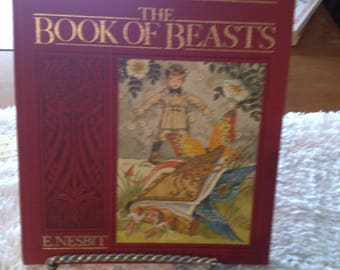 The Book of Beasts by E. Nesbit