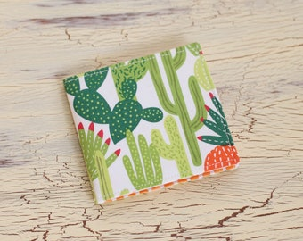 Sewing Needle Case - Bifold Booklet with Felt