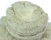 Wind Chill White Gold Metallic Mineral Eye Shadow 5g Sifter Jar Gray eyeshadow Vegan Natural mineral Mica Makeup
