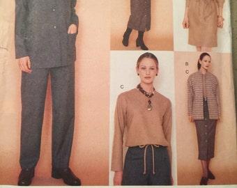 Vogue 2007,  jacket, top, dress, skirt, pants