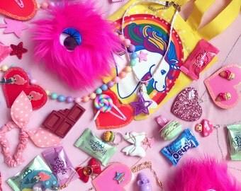 LARGE Grab Bag Lucky Bag Mystery Box Kawaii Accessories