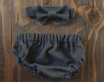 Baby boy prop, newborn prop, diaper cover and bow tie, bow tie and diaper cover, four tiny cousins, newborn boy prop, infant photo outfit