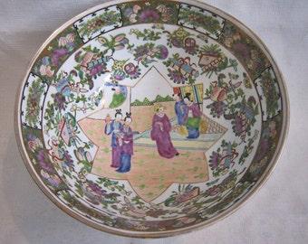 Vintage Chinese Bowl