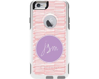TallyMarks Personalized Custom Otterbox Commuter Case for iPhone 6 and iPhone 6s
