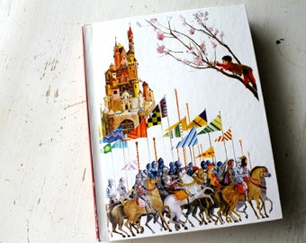 vintage  Folk and Fairy Tales--1989, illustrations, children's book, fanasty