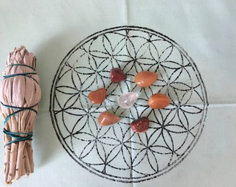 "Crystal Grid Kit ""Creativity"""