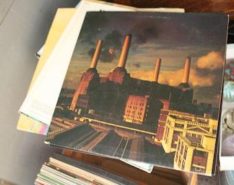 Pink Floyd - Animals  - LP Vinyl Record Album - 70's Classic Rock / Prog / Psych, Classic Rock, Vinyl Collection, Legionary Music,