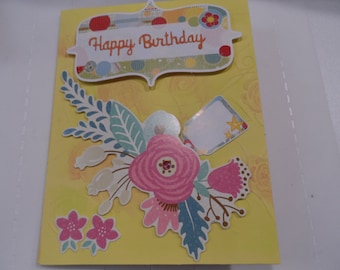 Cards - Birthday Cards - Handmade pop up Cards - Any occasion cards - Made in Australia - unique cards - Happy Birthday
