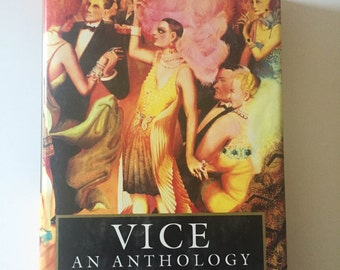 Vice : An Anthology (1994, Hardcover)