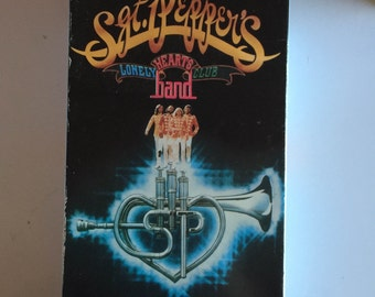 Sgt Pepper's Lonely Hearts Club Band (VHS)