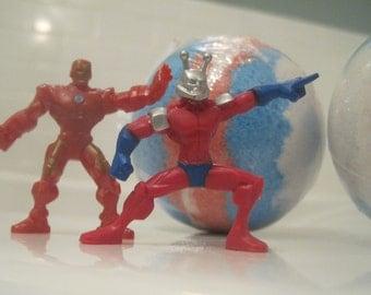 NEW TOY -Superhero Bombs