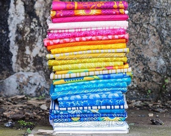 PRESALE - Diving Board - Half Yard Bundle (Full Collection) - Alison Glass for Andover - AGDB-HY - 24 prints