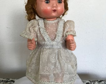 "12"" Roddy doll made in England"
