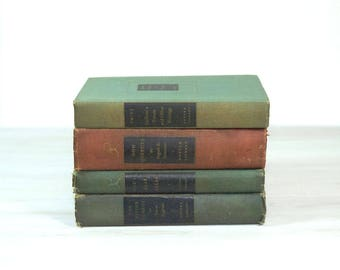 The Classics The Modern Library Books Instant Library Matching Set of Four