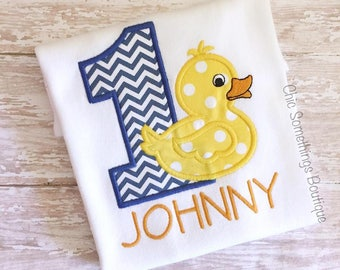 duck birthday shirt, duck birthday, rubber duckie shirt, rubber duck shirt, cake smash shirt, duck birthday, duck party, first birthday