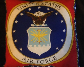 US Air Force pillow