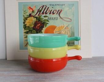 Glasbake bowls- Free Shipping